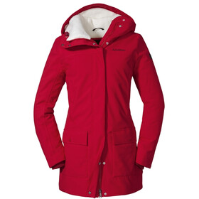 Schöffel Rotterdam Insulated Jacket Women, toreador